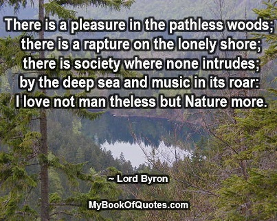 there is pleasure in pathless woods jpg 1152x768