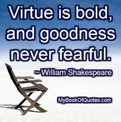 quote virtue and william shakespeare Quote in context there's fennel for you, and columbines: there's for you and here's some for me: we may call it herb-grace o' sundays: o you must wear your rue with.